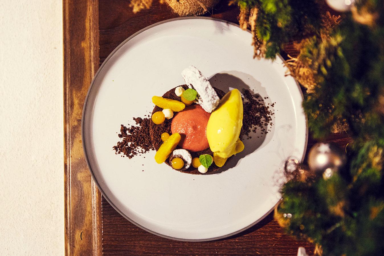 Bierol Taproom & Restaurant Lebkuchensorbet