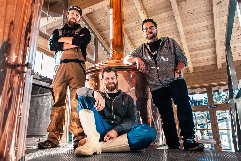 Christoph Bichler, Maximilian Karner, Marko Nikolic