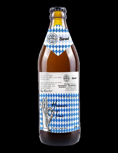Hammer Time - Hoppebräu x Bierol