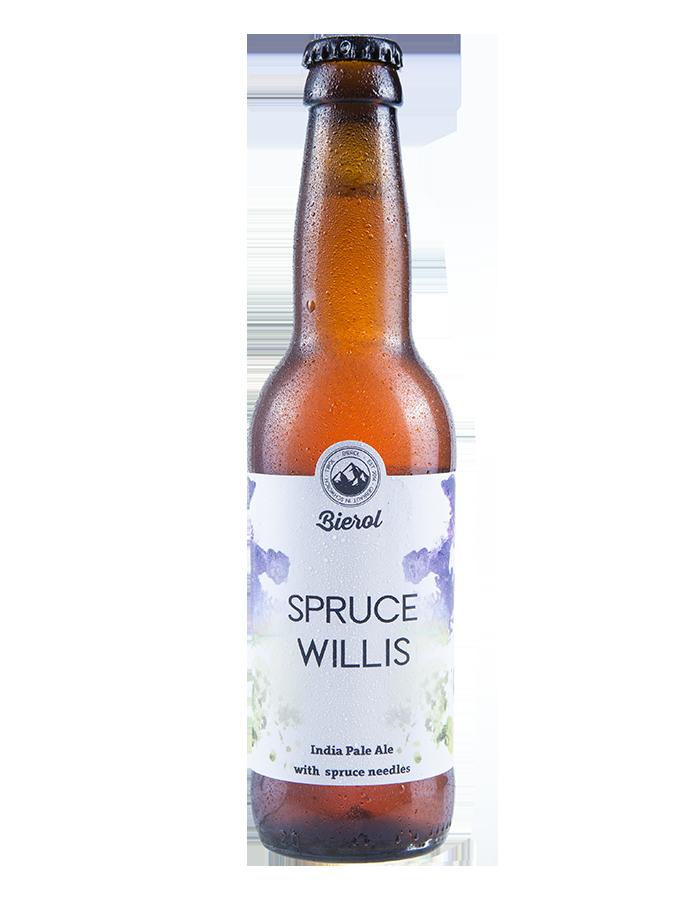 Spruce Willis - Bierol